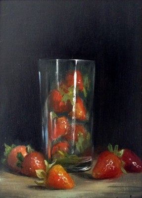 'Strawberries' by Frank Laszlo