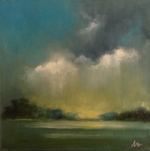 'Distant Rain' by Anthony Marn