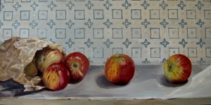 'Cox's Apples' by Penny German